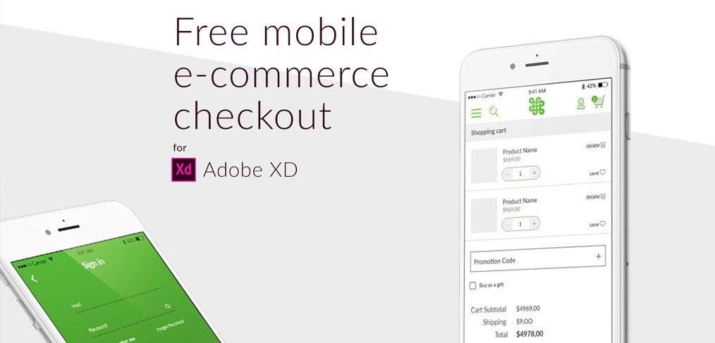 mobile ecommerce checkout