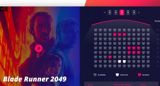 Adobe XD UI Templates
