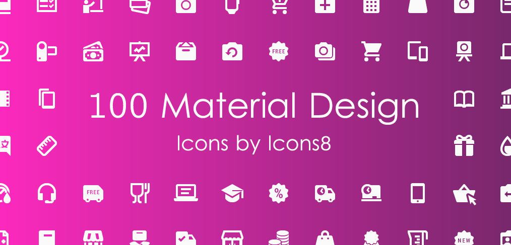 material mix xd icons8