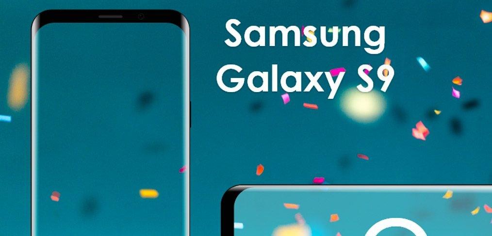 Samsung Galaxy S9 Device Mockups Adobe XD