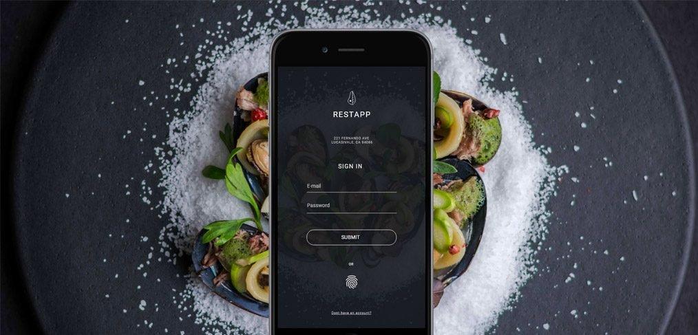Resto Order Taking App XD