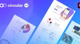 Circular 2 XD UI kit