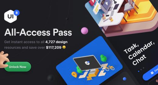 All-Access Pass Banner